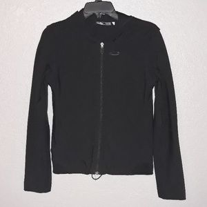 Oakley fitted jacket black size small